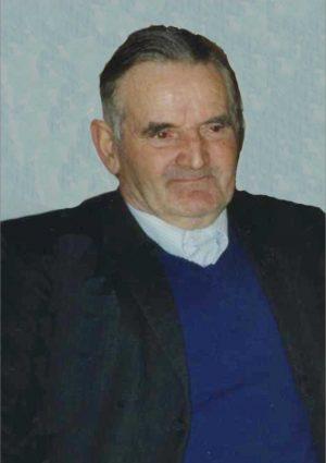 Portrait von Otto Berger