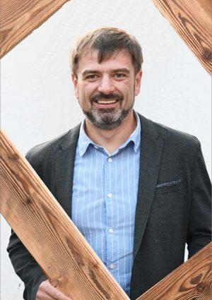 Portrait von Horst Stocklasser