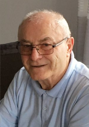 Portrait von Karl Spitzer