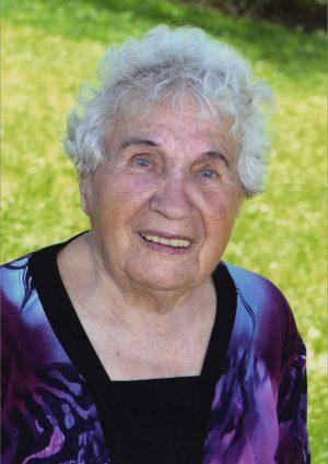 Portrait von Maria Sedetka