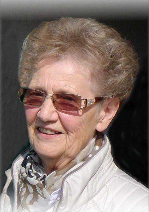 Portrait von Elfriede Jaszy-Hloschek