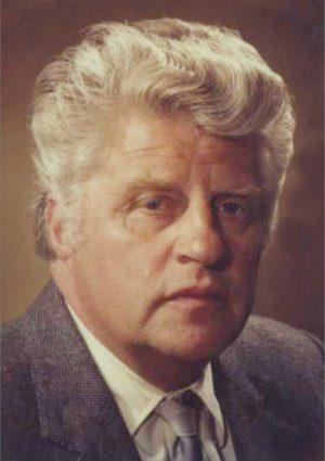 Portrait von Karl Nemec