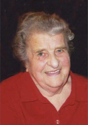Portrait von Hedwig Bauer
