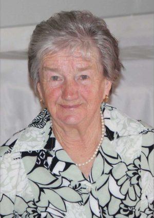 Portrait von Berta Farthofer