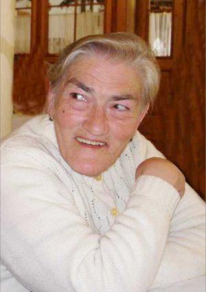 Portrait von Maria Mautner