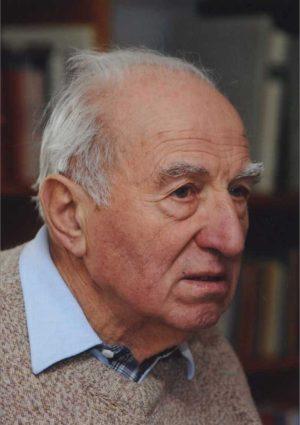 Portrait von Dr. Josef Lunzer